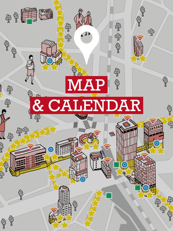 EVENT MAP & CALENDAR