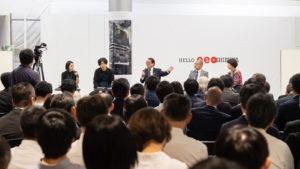 「neo SHIBUYA」が目指すべきまちのかたちとは? HELLO neo SHIBUYAトーク vol.1  「渋谷 vs neo SHIBUYA」@渋谷駅東口地下広場 レポート